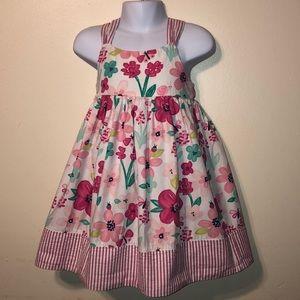 Girls Gymboree Dress Sz 3T